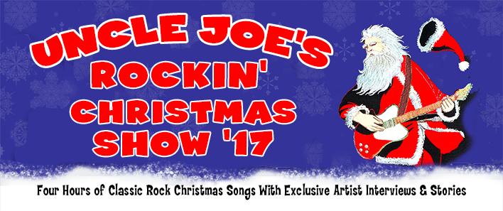 Uncle Joe's Rockin' Christmas Show 2017
