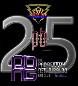 25th Fan Club Anniversary!